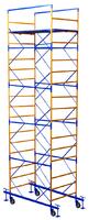 Вышка ремонтная, высота 11,3м, размер площадки 2х1,2м.