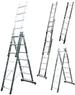 Лестницы трехсекционные