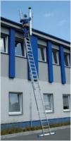 Лестница алюминиевая 3-х секционная VHR P3x13 8,2м